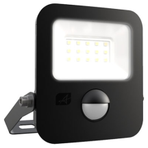 Ansell AZILED10/PIR Floodlight LED Cool White 10W