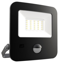 Ansell AZILED20/PIR Floodlight LED Cool White 20W
