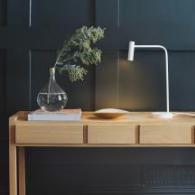 Astro Lighting 1058005 Enna Desk Lamp & LED 3W