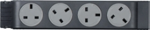 Electrak IAB504R 4G Socket Module Grey