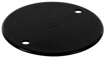 Marshall Tufflex Black PVC Standard Circular Lid