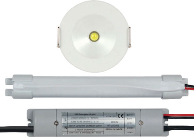 ESP EM3WNMDLK LED Downlight Kit 3hrNM 3W