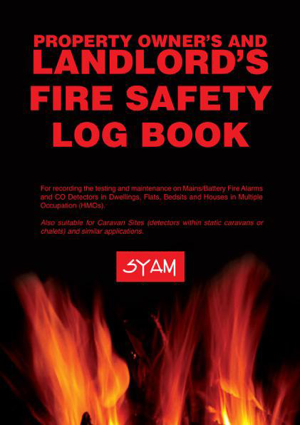 SYAM FAB/LLB Mains/Batt Detec Log Book