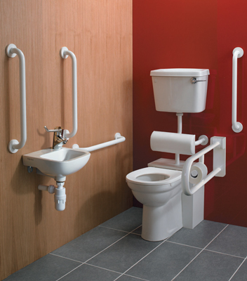 Armitage shanks s6985ac disabled wc system standard c w for Best bathrooms rugeley