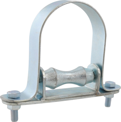 walraven b6113048 roller chair c w guide 40mm zinc plated