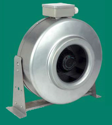 Vent axia ltd sdx100 fan euroseries in line centrifugal duct euroseries 100mm steel for In line centrifugal bathroom fan