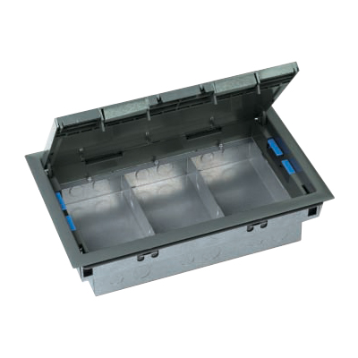 Electrak Cr016 Box Floor Service 3 Compartment