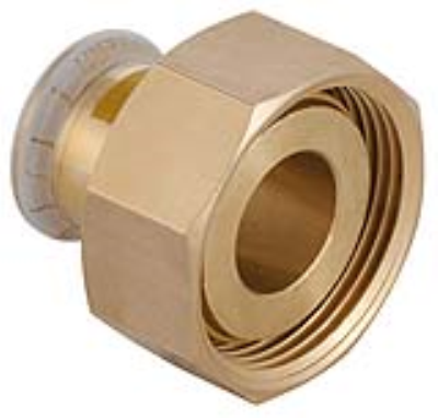 Geberit Mapress 34557 Adaptor Pressfit To Union Nut