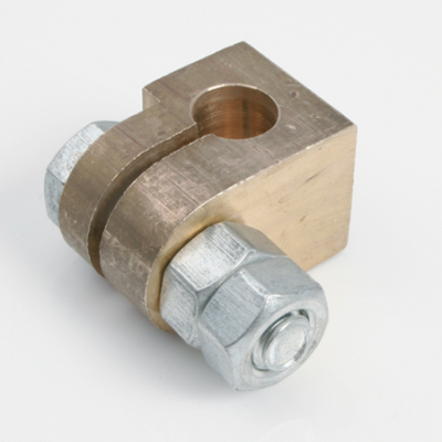 Cable Termination Components Ltd EC3\/8 : Earth Clamp, Cable To Rod 3 ...