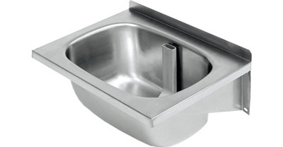 Sissons Stainless Steel Sinks : ... Sissons Ltd BS330 : Sink, Multipurpose Wall Hung 600x500mm Stainless