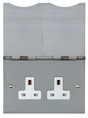 mk electric wiring devices 742bss socket 2 gang unswitched rh luckinslive com mk wiring accessories catalogue pdf mk electrical sockets catalogue