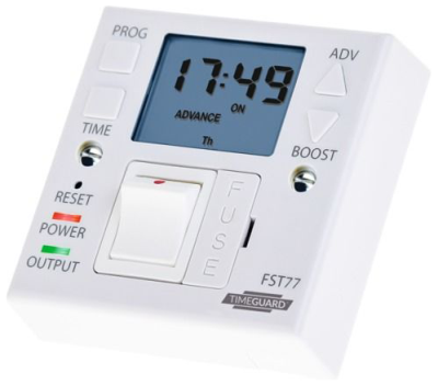 Timeguard Ltd Fst77 Time Switch 7 Day Fused Spur Supply