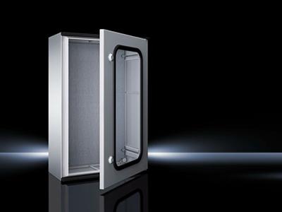 Rittal Ltd 1479500 Cabinet C W Window 800x1000x300mm