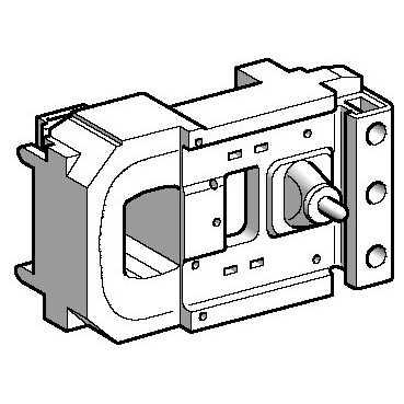 Schneider Electric Control Auto Lx9fj925 Coil For Contactors