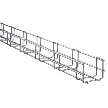 schneider electric cable mgmt 4515260 cable tray wire mesh performa 70x600mmx3m stainless steel. Black Bedroom Furniture Sets. Home Design Ideas