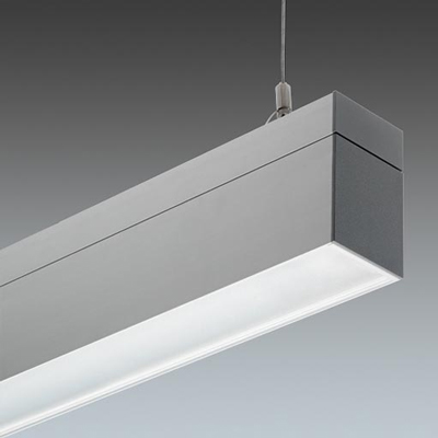 Thorn lighting ltd eqsdi2 228dmp luminaire double lgth for Luminaire double suspension