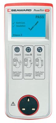Ethos 9150 manual pat tester.