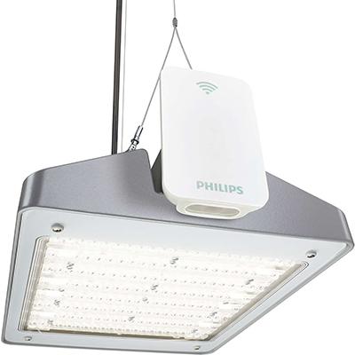 philips luminaires 910930205218 high bay led 4000k high range optic gentlespace warehouse. Black Bedroom Furniture Sets. Home Design Ideas